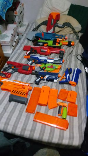 Nerf guns wrist watch PSP ganes for Sale in Inver Grove Heights, MN