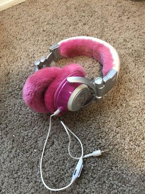 Skullcandy Fur Pink Headphones for Sale in Orlando, FL