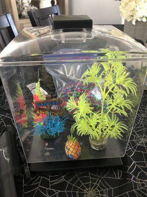 1.5 gallon aquarium starter for Sale in Corona, CA