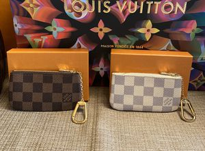 NEW AUTHENTIC LOUIS VUITTON CLES KEY POUCH BAG for Sale in Mokena, IL