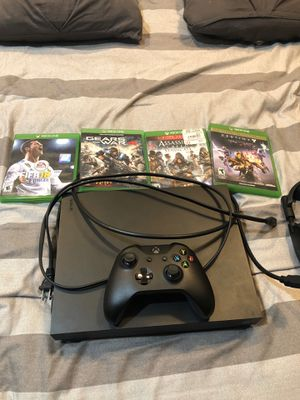 Xbox One S - Bundle for Sale in Riverside, CA