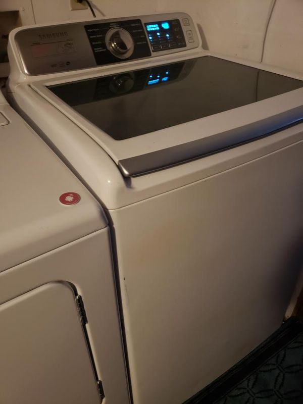 Great set washer and dryer
