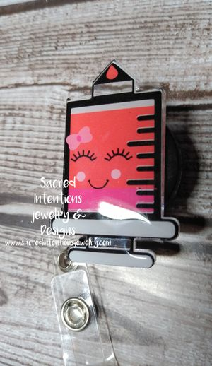 Syringe badge reel for Sale in Jacksonville, AR