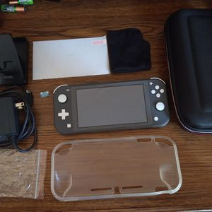 Nintendo Switch Lite Bundle for Sale in San Diego, CA