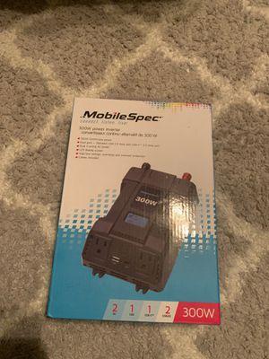 300w power inverter for Sale in Lawrenceville, GA