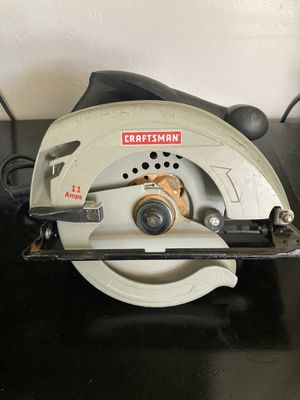 "Craftsman circular Skill Saw 7 1/4"" for Sale in Norwalk, CA"