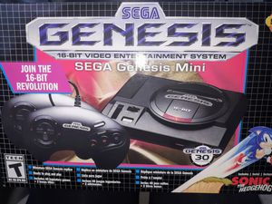 Brand New Sega Genesis with 40 games for Sale in Columbus, MN