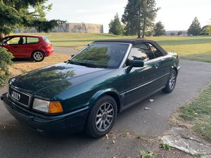 1996 audi cabriolet for Sale in Seattle, WA