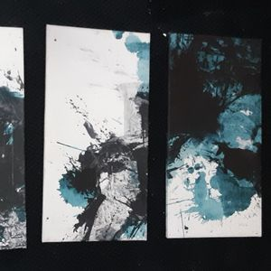 4 Wall Decor Art CANVASES $35 for Sale in Orlando, FL