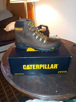 Caterpillar Soft Toe Work Boots Size 8 for Sale in Jacksonville, FL