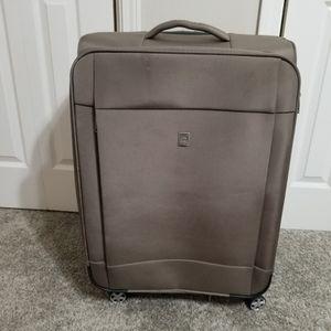 Delsey Gray Suitcase for Sale in Atlanta, GA