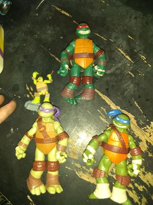 Ninja turtles. for Sale in Portland, OR
