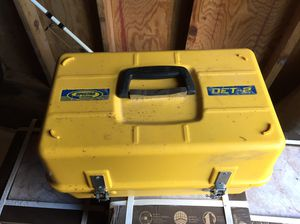 Spectra precision det 2 theodolite 2 second accuracy digital transit for Sale in Hendersonville, TN