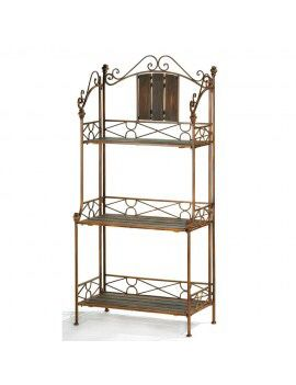 RUSTIC BAKERS RACK SHELF for Sale in Akron, OH