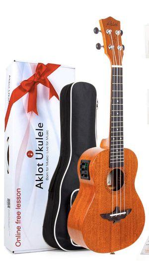 Guitar Aklot Ukulele (mini guitar) new!! for Sale in El Cajon, CA