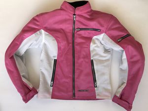 Firstgear Size Small Pink Motorcycle Riding Jacket for Sale in Carrollton, TX