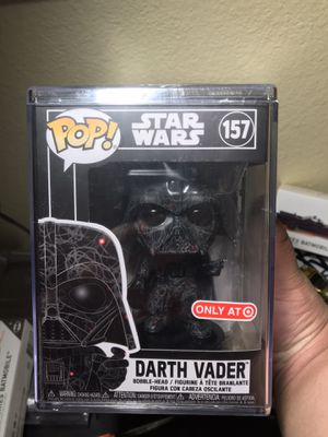 Funko pop Darth Vader for Sale in Fresno, CA