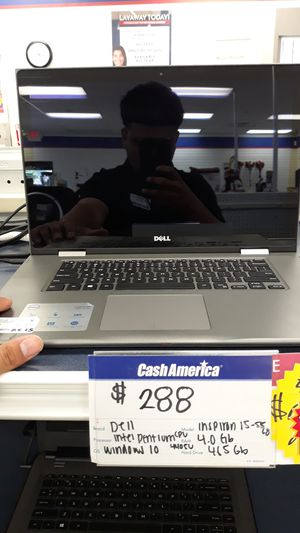 Dell Labtop for Sale in Houston, TX