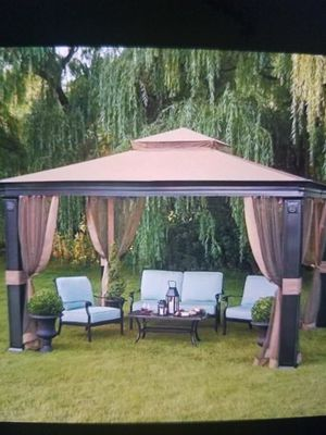 New gazebo 10ft × 12ft. for Sale in Loomis, CA