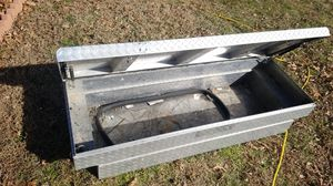 Aluminum tool box with key for Sale in Bristow, VA