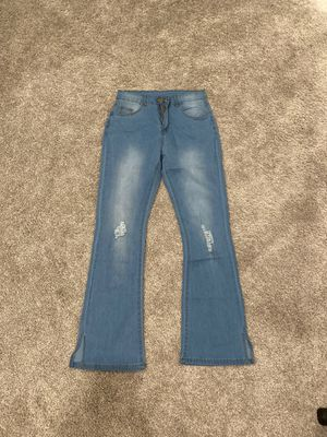 Light washed boot cut jeans, brand new, size small. for Sale in Carlsbad, CA