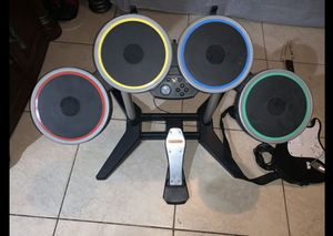 Rockband 4 Xbox One Drums Set Wireless for Sale in Simi Valley, CA