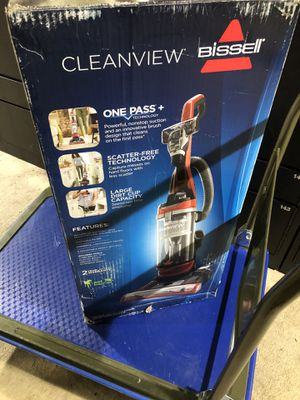New Bissell Bagless Vacuum for Sale in North Bethesda, MD