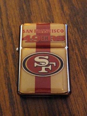 Zippo Style San Francisco 49ers Lighter!! for Sale in Auburn, WA