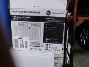 GE Air Conditioner 5000 BTU Window Unit for Sale in Toms River, NJ