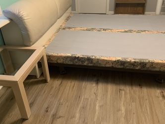 King Bed - Headboard - End Tables - Bedding for Sale in Wilmington,  DE
