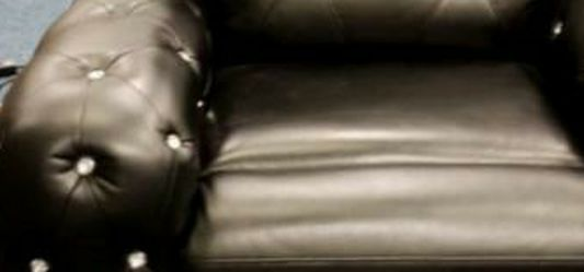 Black Sofa $39 Down-no Crd1t Needed !we Deliver! Security Mall.. for Sale in Milford Mill,  MD