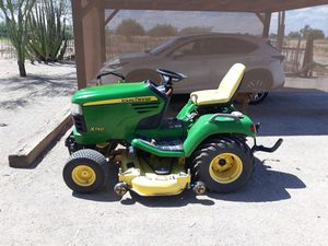 John deere garden tractor for Sale in Florence, AZ