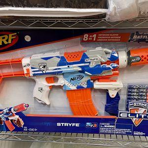 Nerf N-strike Elite Battle Camo Series for Sale in Johnston, RI