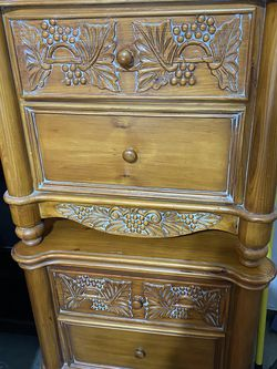 Vintage Solid Wood Night Stands for Sale in Corona,  CA