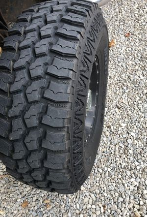 315/75r16 Chevy 8 lug Wheels and brand new tires for Sale in Shaker Heights, OH