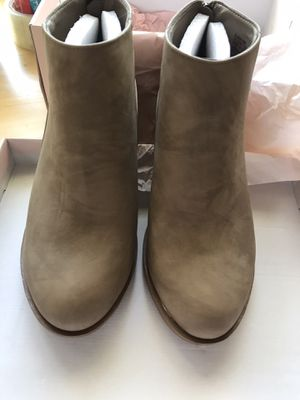 Brown short boots for Sale in Bountiful, UT