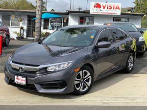 2016 Honda Civic Sedan for Sale in Vista, CA