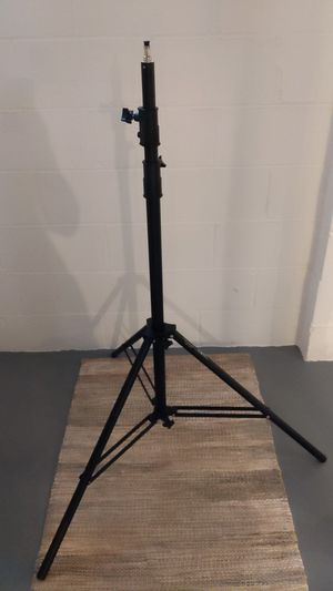 "Impact SLS-LS96HA(B)BH Air-Cushioned Heavy Duty Light Stand 9 '5"" Black Aluminum for Sale in Greenville, SC"