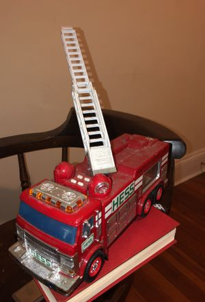 Collectible Hess fire truck toy for Sale in Boston, MA