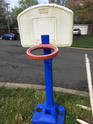 Curb alert Hoop for Sale in Herndon, VA