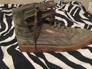 Puma contact size 7 for Sale in Tampa, FL