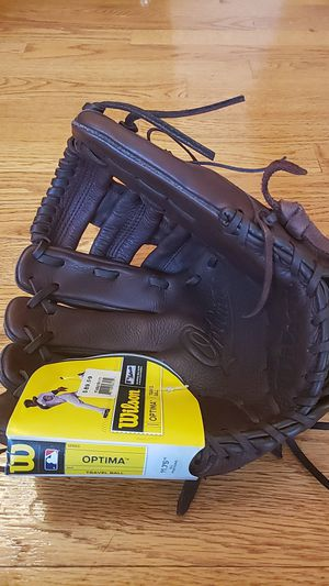 Baseball Glove All Leather for Sale in Washington, DC