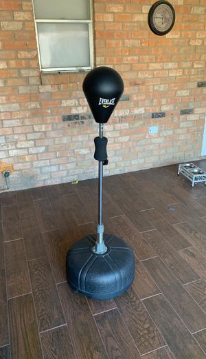Everlast speed bag for Sale in Plano, TX