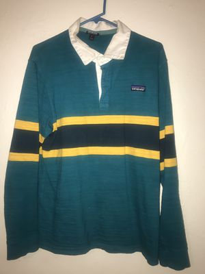 Patagonia Long Sleeve Rugby Shirt for Sale in Los Angeles, CA
