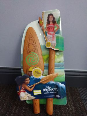 Moana's Magical Oar for Sale in Irving, TX