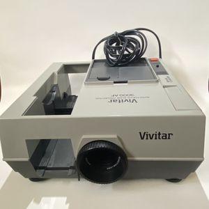 Vivitar 3000 AF Projector for Sale in Carlsbad, CA