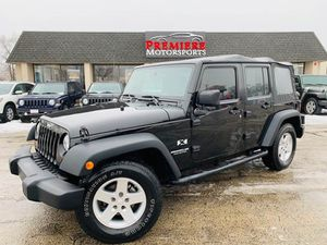 2009 Jeep Wrangler Unlimited for Sale in Plainfield, IL