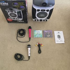 Karaoke Night Karaoke Machine With Projector for Sale in Santee, CA