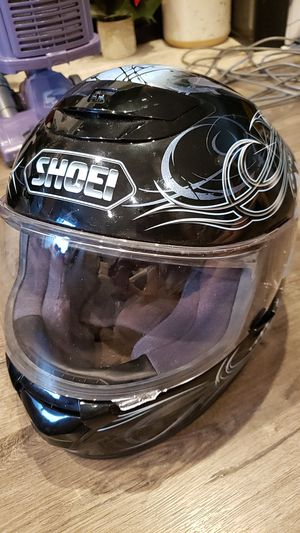 Shoei motorcycle helmet for Sale in Seattle, WA