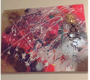 Abstract art 16x24 for Sale in Arlington, VA